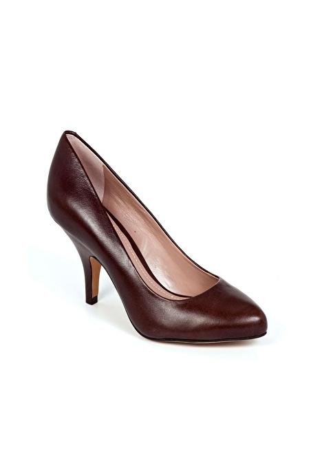 Vince Camuto %100 Deri Klasik Ayakkabı Kahve